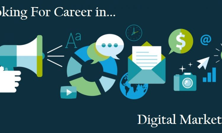 Digital Marketing As A Professional Career